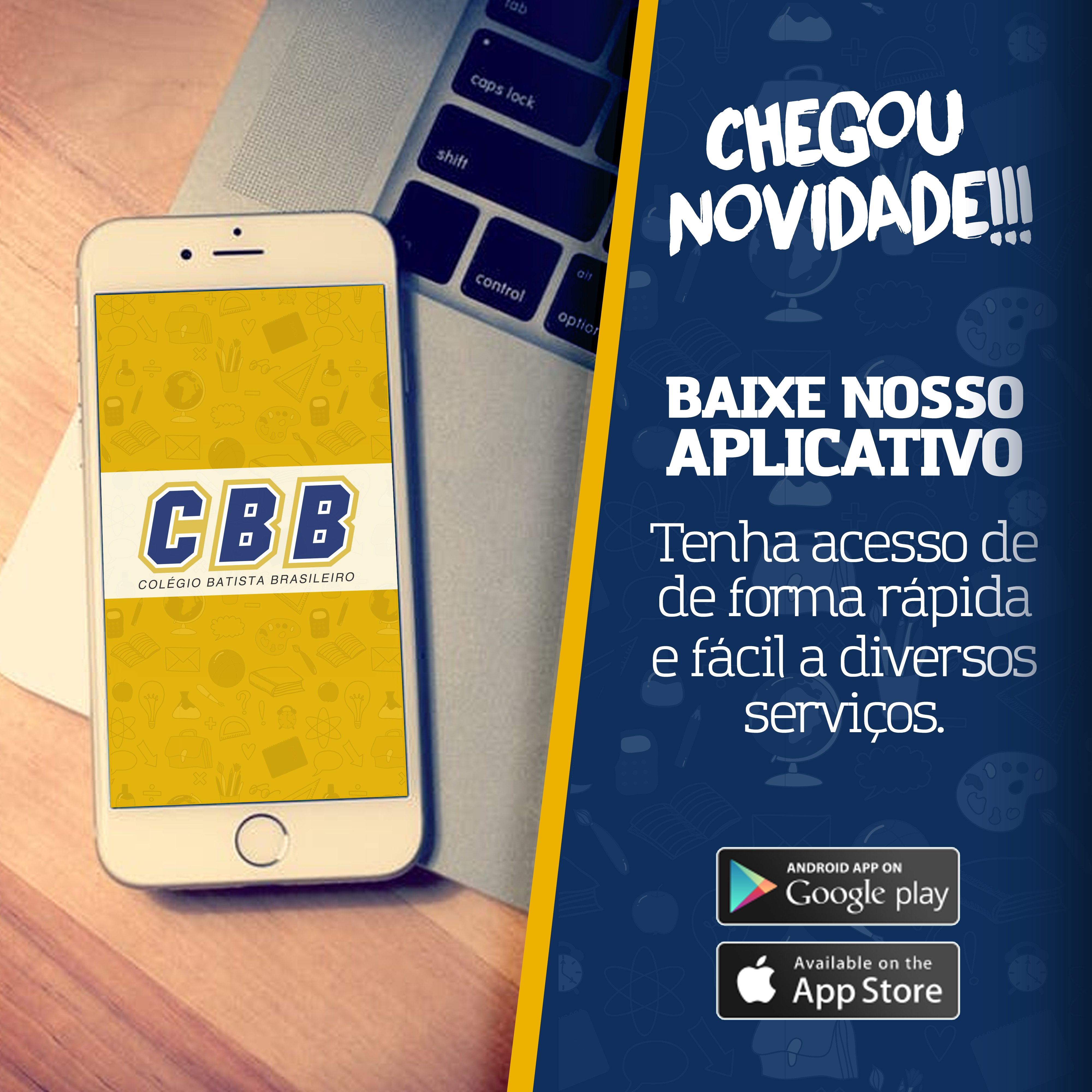 APP DO CBB
